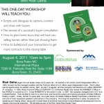 Buyer Mastery – Boca Raton August 4, 2011