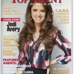 Jodi Avery of Keller Williams Clearwater Office Featured In Top Agent Magazine