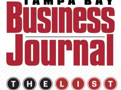 KW Ubaldini Group Listed In Tampa Bay Business Journal's List of Top Firms