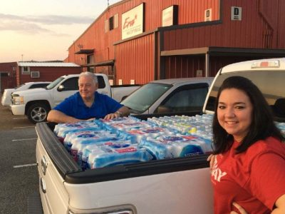 TOGETHER FOR TEXAS: HURRICANE HARVEY BONDS TWO MARKET CENTERS AS ONE FAMILY
