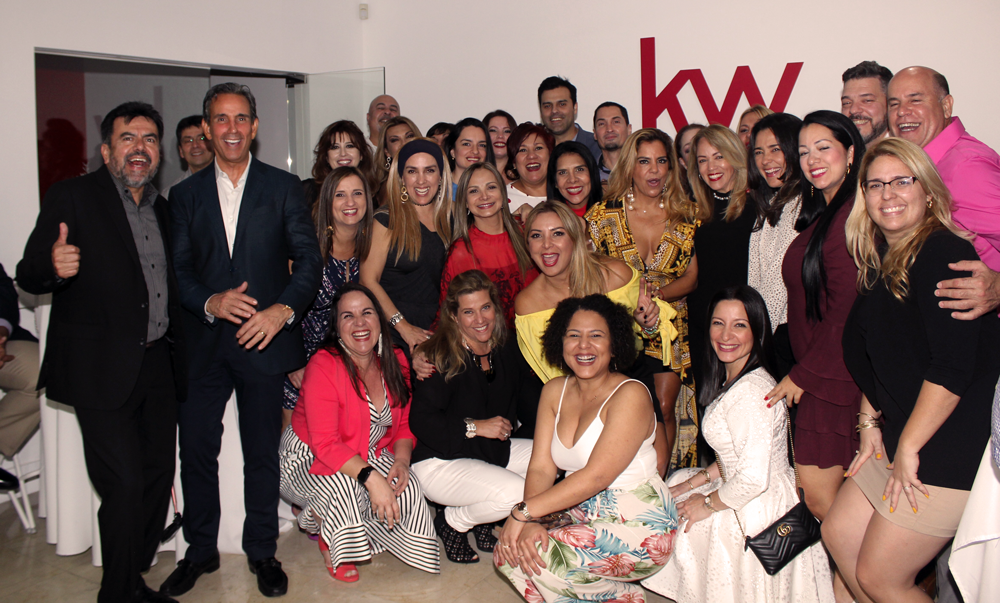 New Keller Williams market center opens in Doral, Florida!
