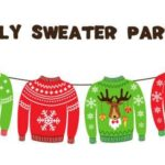 Holiday Party & Ugly Sweater Contest